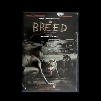 (DVD) The Breed