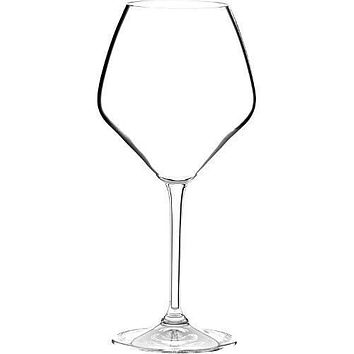 Riedel 6409/07 Heart To Heart Non-leaded Pinot Noir Wine Glasses, Set of 2