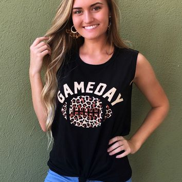 Jag Game Day Top - Black