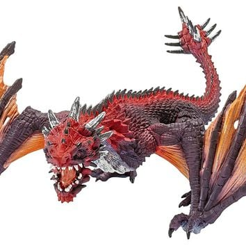 Schleich Dragon Fighter Figurine