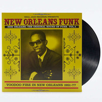 New Orleans Funk 4: Voodoo Fire In New Orleans 1951-75 Vinyl Record - Urban Outfitters