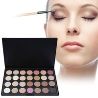28Colors Shimmer Matte Eye shadow Professional Makeup Set Eyeshadow Palette Beauty Makeup Kit RP2