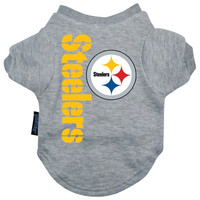 Pittsburgh Steelers Dog Tee Shirt