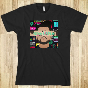 The Weeknd - Kiss Land Tour T-Shirt