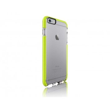 Clear / Green Evo Mesh iPhone 6 Plus Case | Tech21
