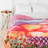 Urban Outfitters - Plum & Bow Painted Hills Duvet Cover