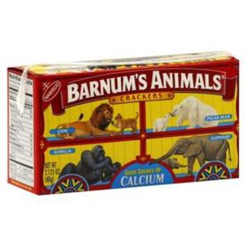 Nabisco Barnum's Animals Crackers - 2.13oz