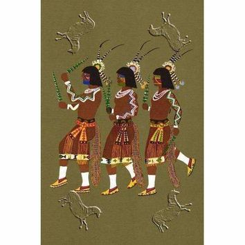 Hopi Green Dance