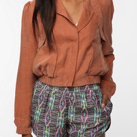 Urban Outfitters - Renn Soft Draped Jacket