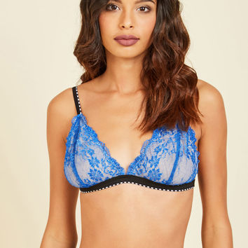 French Press First Bralette | Mod Retro Vintage Underwear | ModCloth.com