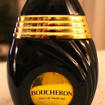 Vintage Boucheron Femme EDP 100ml.-3.4fl.oz. Original-2012 Ltd Ed