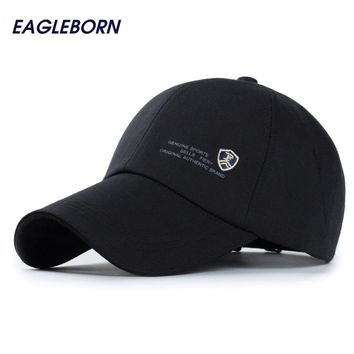 EAGLEBORN Brand Casual Baseball Cap Men Women Embroidery F Unisex couple cap Fashion Leisure dad Hat