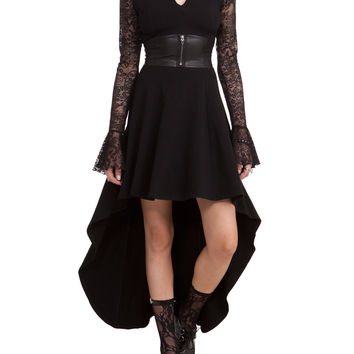 The Mortal Instruments: City Of Bones By Tripp Isabelle Black Dress Pre-Order | Hot Topic