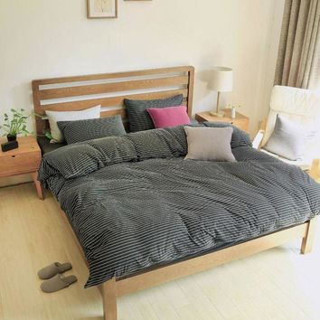 ac VLXC Bedroom Hot Deal On Sale Knit Bedding Set [45989822489]