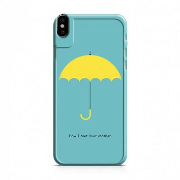 How I met your mother iPhone X case