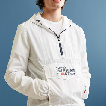 Tommy Hilfiger Windbreaker Jacket | Urban Outfitters
