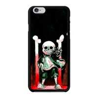 Undertale Skull Funny iPhone 6/6S Case