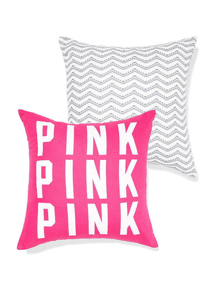 Throw Pillow - PINK - Victoria s Secret from VS PINK