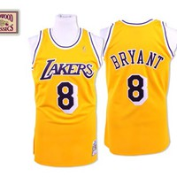 Los Angeles Lakers 1996 - 1997 Jersey - Kobe Bryant - Mitchell & Ness Nostalgia Co.