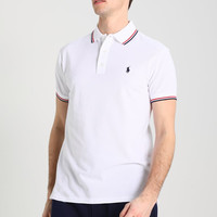 Polo Ralph Lauren CUSTOM FIT - Polo shirt - white