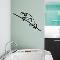 Tree Frog Wall Decal