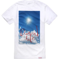 Diamond Supply Co Clouds Tee at PacSun.com