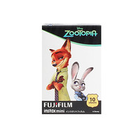 Fujifilm Instax Mini Film Disney ZooTopia Nick Judy Polaroid Instant Photo