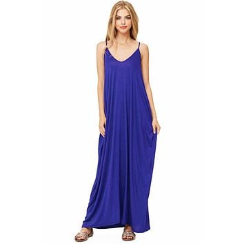 Reliant Harem Maxi Dress