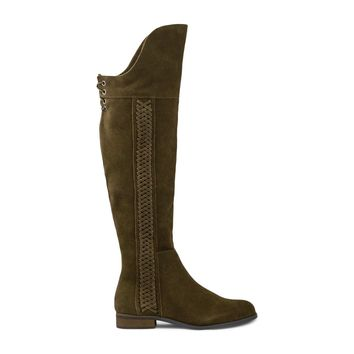 Sbicca Spokane Tall Boot Women's - Khaki