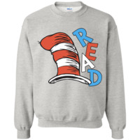 Read Across America Day 2017 Sweatshirt