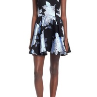 Modiste Dresses 'Bea' Floral Print Fit & Flare Dress | Nordstrom