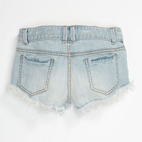 Billabong 'Beach Out' Denim Shorts (Big Girls) | Nordstrom
