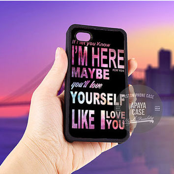 One Direction Love Quote in Galaxy case for iPhone 5/5s/5c/4/4s/6/6+,iPod 4th 5th,Samsung Galaxy S3/S4/S5,Note 2/3,HTC One,LG Nexus