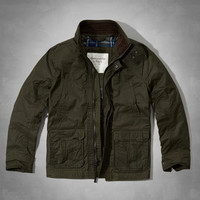 Cooper Kiln Waxed Cotton Jacket