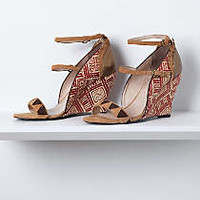 Anthropologie - Valencia Wedges
