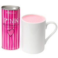 Pink Hot Chocolate Powder: 4.5-Ounce Tin