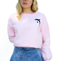 PREORDER Dolphin Sweater