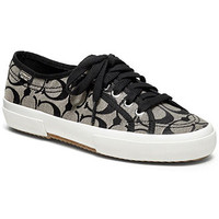 COACH KALYN SNEAKER - Finish Line Athletic Shoes - Shoes - Macy's