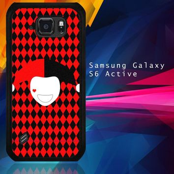 Harley Quinn Diamond X0083 Samsung Galaxy S6 Active  Case