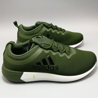 """Adidas"" NEO X Perspective Breathable Nets Loose Sports Shoes Olive green H-MDTY-SHINING"