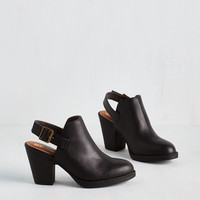 Devoted to Haute Bootie in Black by BC Footwear from ModCloth