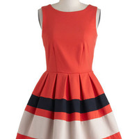 A Dreamboat Come True Dress | Mod Retro Vintage Dresses | ModCloth.com