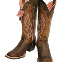 Ariat Crossfire Caliente Cowboy Boots