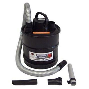 Hearth Country Fireplace Ash Vacuum
