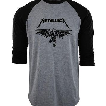 ONETOW Mens Metallica Band T Shirt