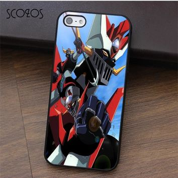 Mazinger Z phone case for iphone and Adroind