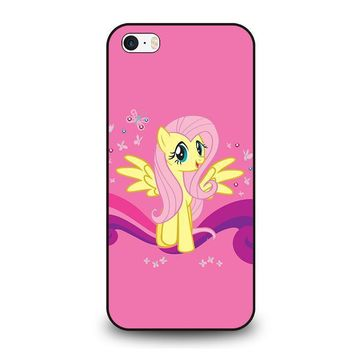 my little pony fluttershy iphone se case cover  number 1