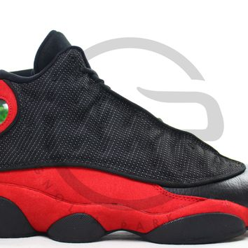 QIYIF AIR JORDAN RETRO 13 - BRED (2017) [USED]
