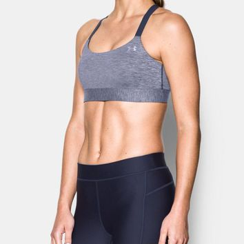Women's Armour® Eclipse Mid — Heather Sports Bra | Under Armour US