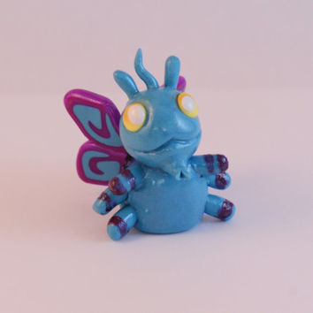 OOAK Mini Puck Dota 2 Hero